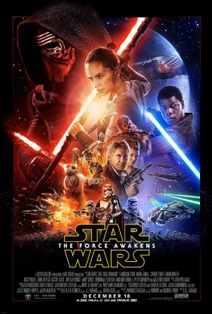 Star Wars: Episode VII - The Force Awakens poster